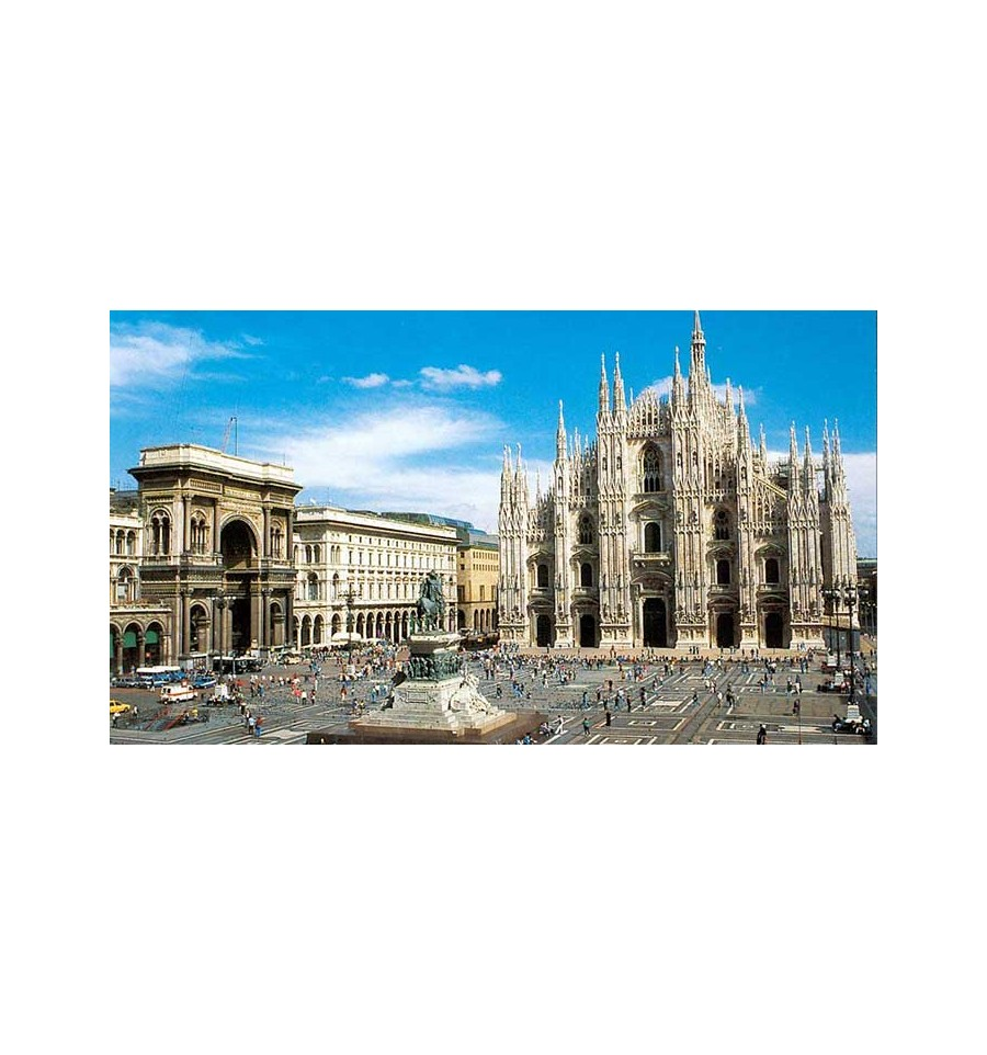 Milano weekend get away for 2 personer p 4 stjernet for Get away for the weekend