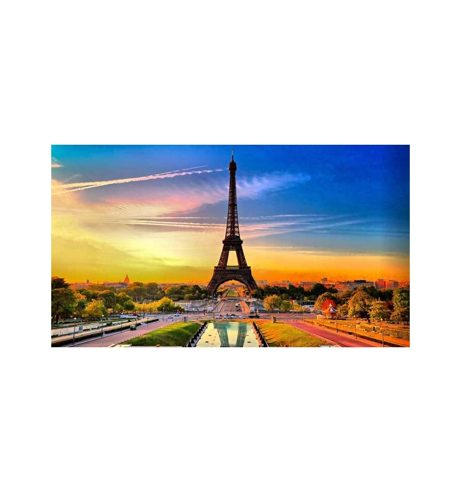 Paris romantisk weekend get away for 2 personer inkl for Get away for the weekend