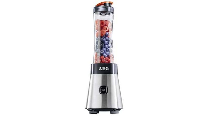 Mixers On The Go ~ On the go smoothie mixer inkl drikkeflasker