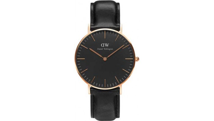 Daniel Wellington Classic Black Sheffield 36mm DW00100139