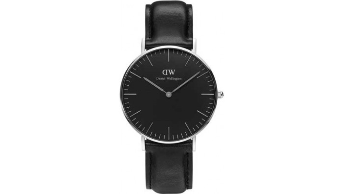 Daniel Wellington Classic Black Sheffield 36mm DW00100145