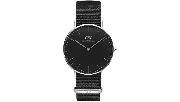 Daniel Wellington Classic Black Cornwall 36mm DW00100151