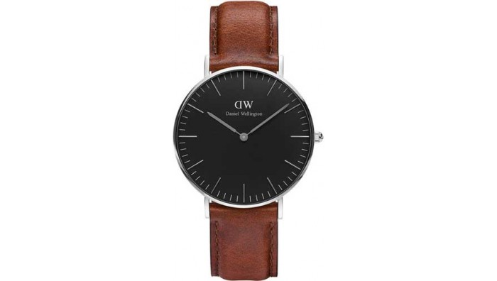 Daniel Wellington Classic Black St. Mawes 36mm DW00100142