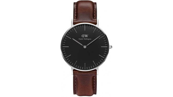 Daniel Wellington Classic Black Bristol 36mm DW00100143
