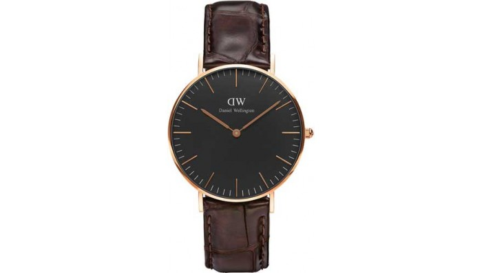 Daniel Wellington Classic Black York 36mm DW00100140