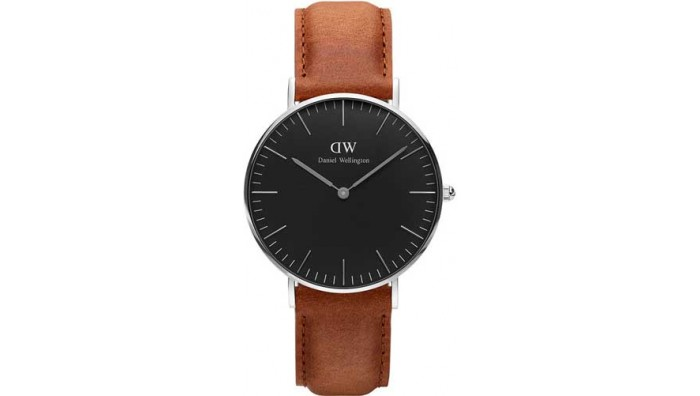 Daniel Wellington Classic Black Durham 36mm DW00100144