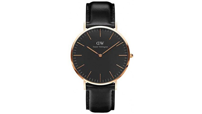 Daniel Wellington Classic Black Sheffield 40mm DW00100127