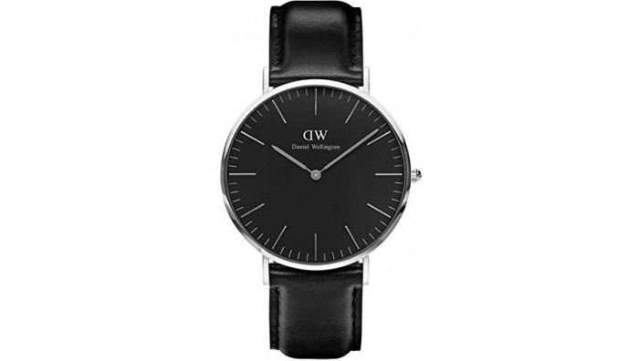 Daniel Wellington Classic Black Sheffield 40mm DW00100133
