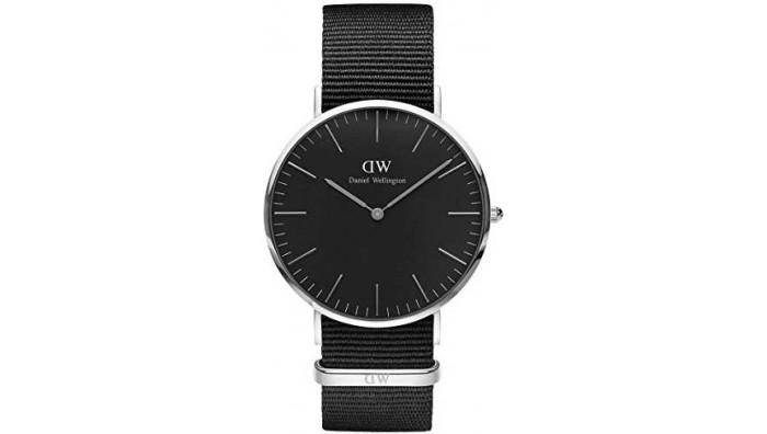Daniel Wellington Classic Black Cornwall 40mm DW00100149