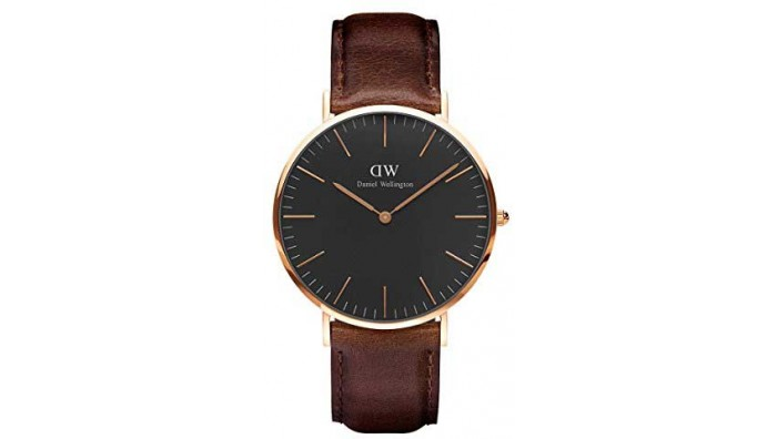 Daniel Wellington Classic Black Bristol 40mm DW00100125