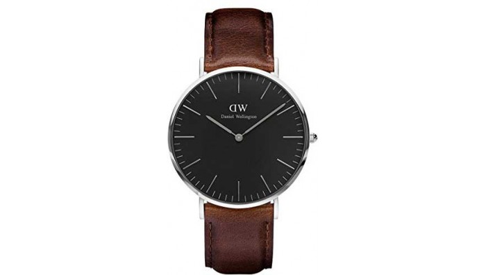 Daniel Wellington Classic Black Bristol 40mm DW00100131