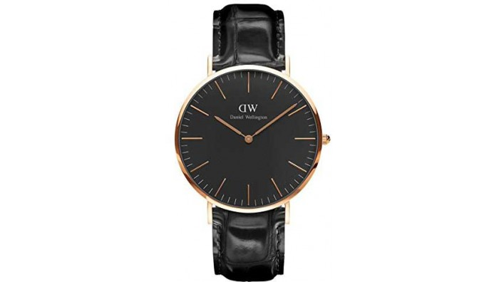 Daniel Wellington Classic Black Reading 40mm DW00100129