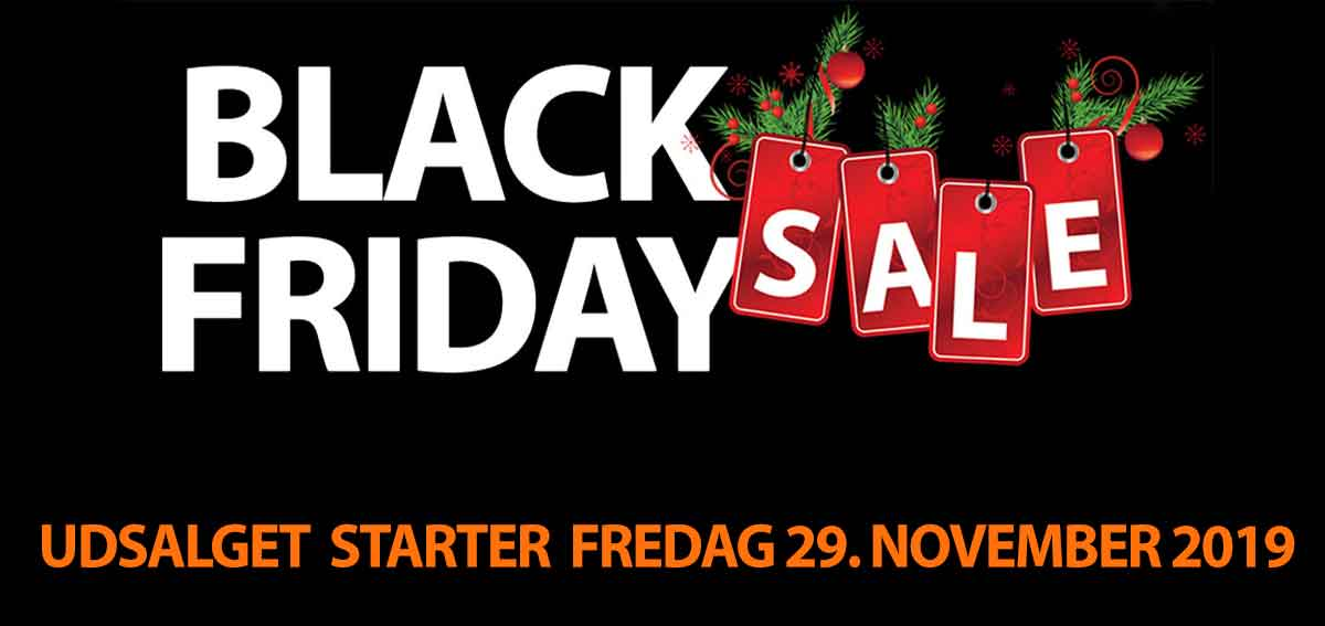 Black Friday 2019 - Dealicious Danmark