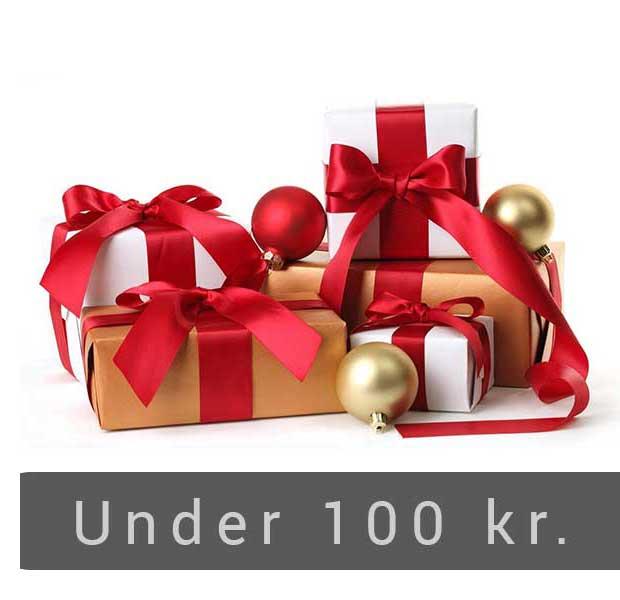 Julegaver under 100 kr - Til ham og hende