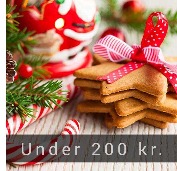 Julegaver under 200 kr - Til ham og hende