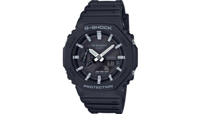Casio G-Shock GA-2100-1AER CasioOak