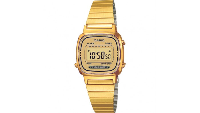 Casio Gold LA670WEGA-9EF dameur