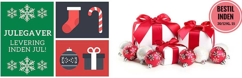 Julegaver - Levering inden jul - Dealicious
