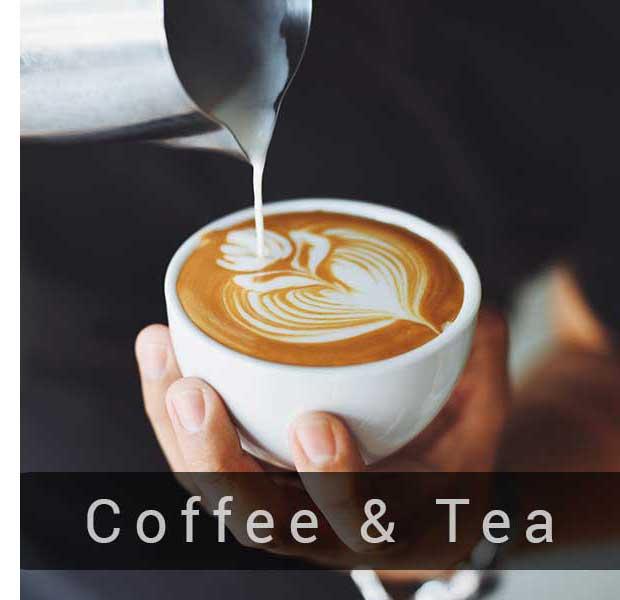 Coffee and Tea room - Alt til kaffe og te