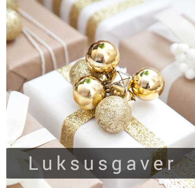 Luksus julegaver - Til ham og hende