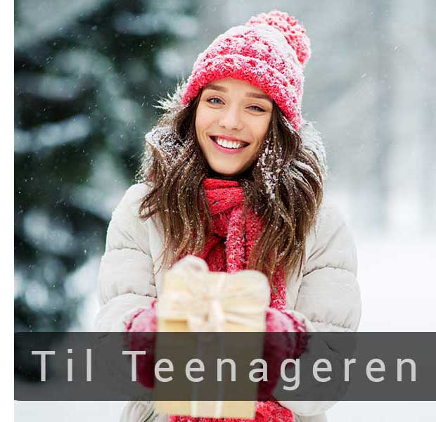 Julegaver til teenageren - Julegaver til drenge og piger